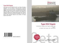 Borítókép a  Type 054 frigate - hoz