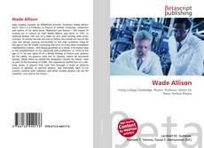 Buchcover von Wade Allison