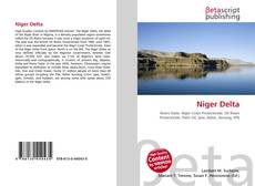 Bookcover of Niger Delta