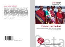 Buchcover von Voice of the Faithful