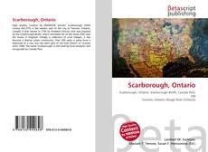Bookcover of Scarborough, Ontario