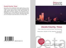 Zavala County, Texas kitap kapağı