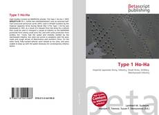 Bookcover of Type 1 Ho-Ha