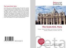 The Scots Kirk, Paris kitap kapağı