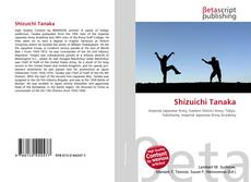 Shizuichi Tanaka kitap kapağı
