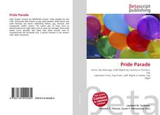 Bookcover of Pride Parade