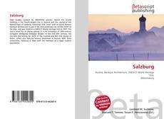 Buchcover von Salzburg