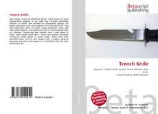 Обложка Trench Knife