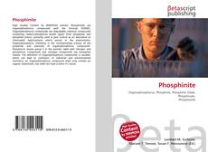 Bookcover of Phosphinite