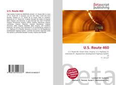 Bookcover of U.S. Route 460