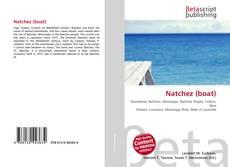 Обложка Natchez (boat)
