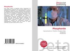 Bookcover of Phosphonite