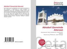 Buchcover von Abtsdorf (Gemeinde Attersee)