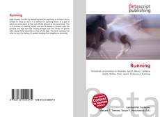 Bookcover of Running