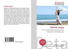 Bookcover of Zohreh Jooya