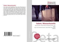 Bookcover of Salem, Massachusetts