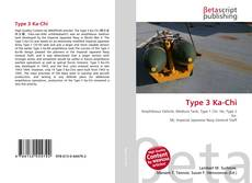 Bookcover of Type 3 Ka-Chi