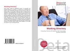 Working Directory kitap kapağı