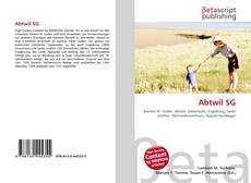 Bookcover of Abtwil SG
