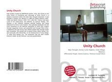 Buchcover von Unity Church