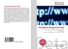 Capa do livro de Template (Programming)