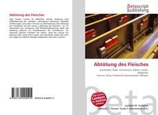 Bookcover of Abtötung des Fleisches