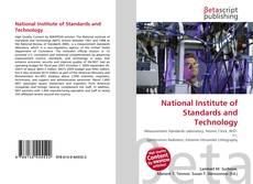 Portada del libro de National Institute of Standards and Technology