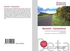 Обложка Norwich - Connecticut