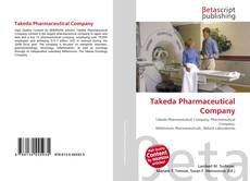 Bookcover of Takeda Pharmaceutical Company