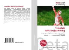 Capa do livro de Template Metaprogramming