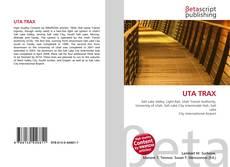 Borítókép a  UTA TRAX - hoz