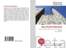 Buchcover von Abu-Hanifa-Moschee