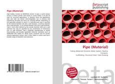 Обложка Pipe (Material)