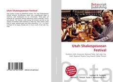 Bookcover of Utah Shakespearean Festival