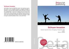 Capa do livro de Sichuan Invasion