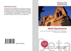 Bookcover of Abtei-Gymnasium