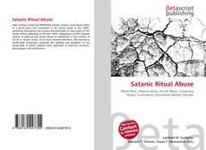 Capa do livro de Satanic Ritual Abuse