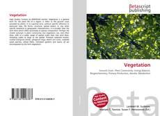 Bookcover of Vegetation