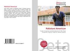 Copertina di Pakistani American