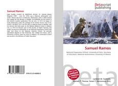 Bookcover of Samuel Ramos