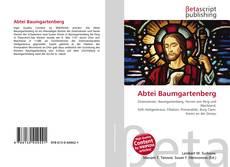 Capa do livro de Abtei Baumgartenberg
