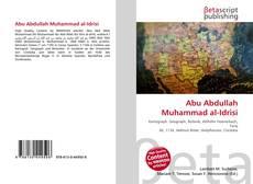 Capa do livro de Abu Abdullah Muhammad al-Idrisi