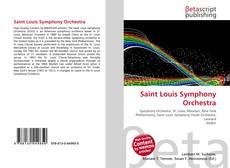 Bookcover of Saint Louis Symphony Orchestra