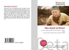 Buchcover von Abu Aiyub al-Ansari