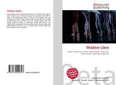 Обложка Théâtre Libre