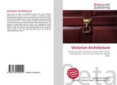 Bookcover of Victorian Architecture