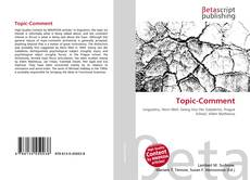 Bookcover of Topic-Comment