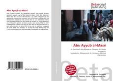 Borítókép a  Abu Ayyub al-Masri - hoz