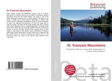Bookcover of St. Francois Mountains