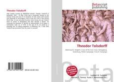 Portada del libro de Theodor Tolsdorff